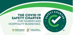 Monter A Cheval - Logo covid 19 sécurité
