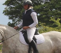 cours d'équitation dressage