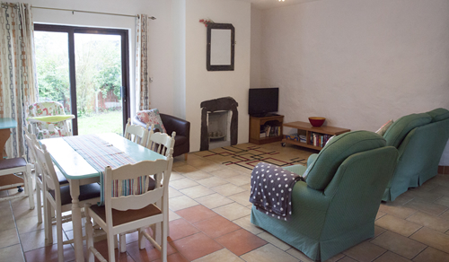 Sunset Dining Room Self Catering Accommodation